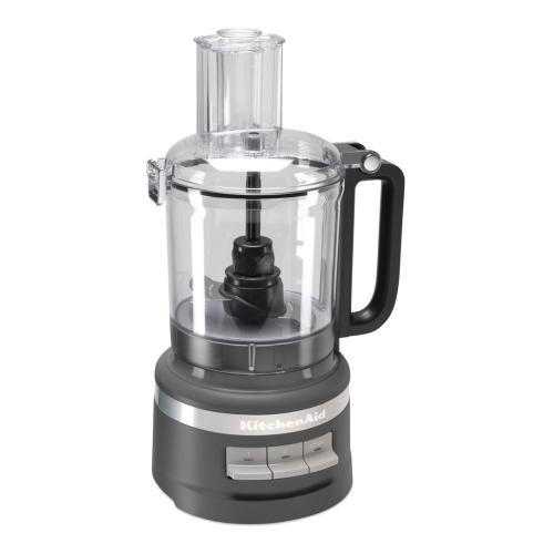 Compact Food processor, 2.1 litre, Charcoal Grey