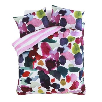 Abstract Super king size duvet cover set, L220 x W260cm