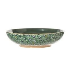 Lawn Everyday bowl, D19 x H5cm, green
