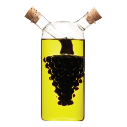World of Flavours Oil and vinegar bottle, 30/5cl, Glass