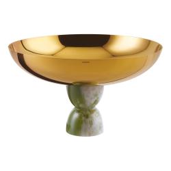 Madame Footed bowl, Dia26 x H15.3cm, Rum