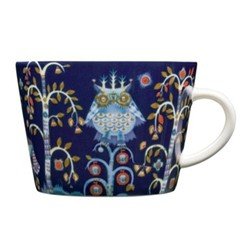 Taika Coffee/cappuccino cup, 20cl, blue