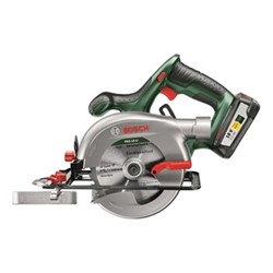 PKS 18 Li Cordless circular saw, 34.4 x 29 x 23.4cm, green