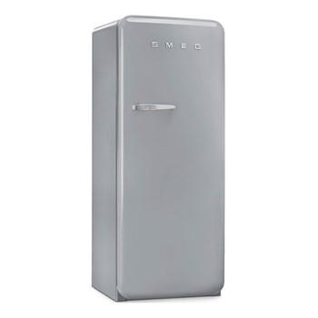 FAB28RSV3UK Tall fridge, silver