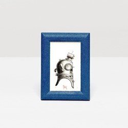 "Oxford Photograph frame, 4 x 6"", navy"