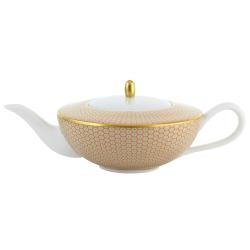 Tresor Tea/coffee pot, 1 litre, orange