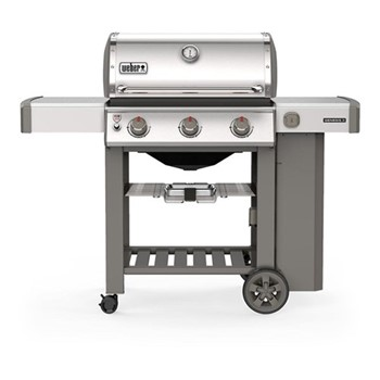 Genesis II S-310 GBS Gas grill, H120 x W145 x D74cm, stainless steel