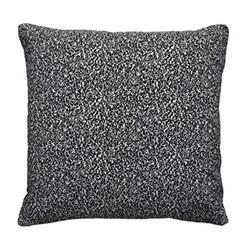 Pixel Mono Cushion, 50 x 50cm, black/white