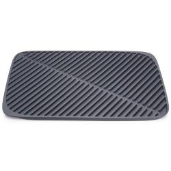 Flume Folding draining mat - large, Grey