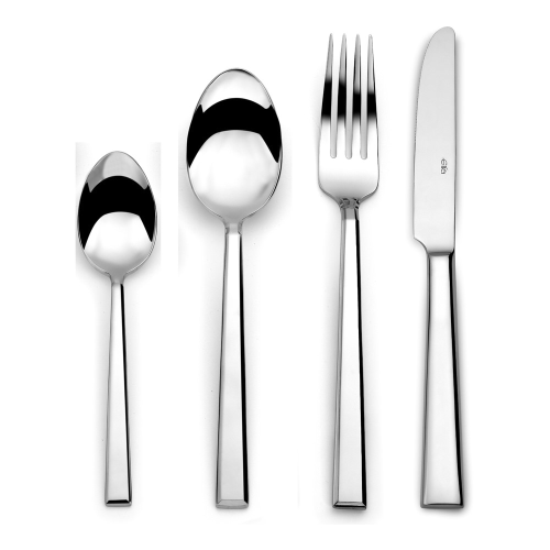 Cosmo 24 piece cutlery set, Mirror Finish Polished