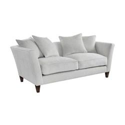 Hannis 3 Seater Custom Sofa, W200 x H77 x D102cm, trek storm