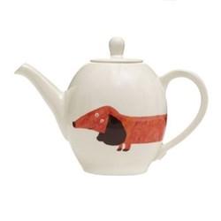 Dachshund Teapot, 17 x 24cm