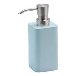 Ona Small soap dispenser, 5.9 x 5.9 x 16.3cm, aquatic