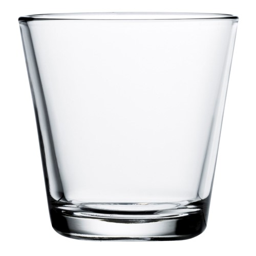 Kartio Pair of tumblers, 21cl, clear