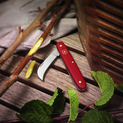 Horticultural Knife - 39060, Red