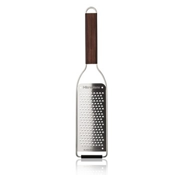 Master Series Coarse grater, stainless steel, walnut wood