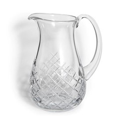 Barwell Pitcher, clear