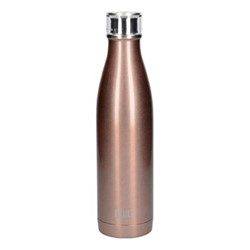 Water bottle, 740ml, rose gold