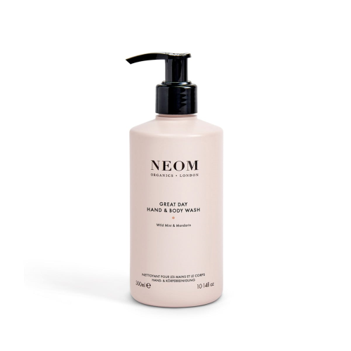 Scent to Make You Happy, Great Day Body & Hand Wash, 300ml, Pink