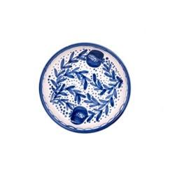 Granada Salad bowl, Dia27cm x H6.5cm, blue