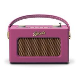 Revival Uno DAB/DAB+/FM digital radio with alarm, H14 x W21 x D9cm, pink cadillac