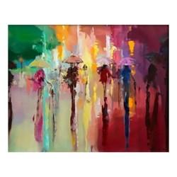 Stroll Through Rainbow' by Eva Czarniecka