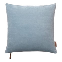 Cushion, 50 x 50cm, dusty blue