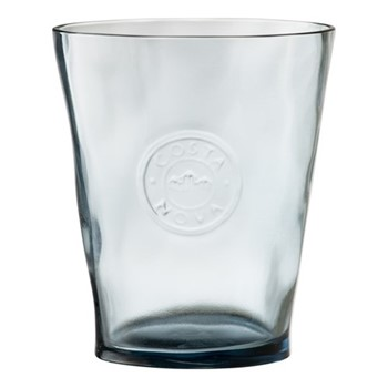 Cor Set of 6 water glasses, 38cl, grey