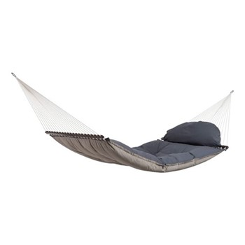 Fat Hammock, 187 x 146cm, anthracite