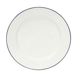 Set of 6 dinner plates 28cm