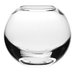 Country - Classic Globe vase, 14cm, clear