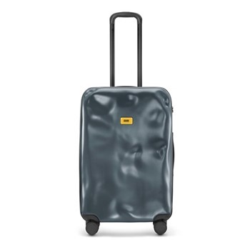Icon Medium suitcase, H68 x W45 x D26cm, dark grey