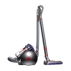 Cylinder bagless vacuum cleaner 600W