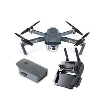 Mavic Pro 4K Foldable camera drone, grey