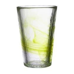 Mine Vase, H19cm, lime
