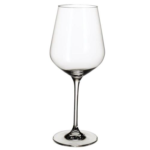 La Divina Set of 4 bordeaux wine glasses, 650ml, Crystal Glass