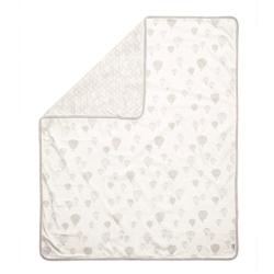Essentials - Balloon Jersey blanket, D74 x L100cm, Grey