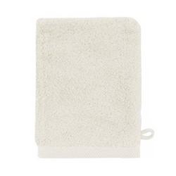 Essential Face mitt, 16 x 21cm, cream