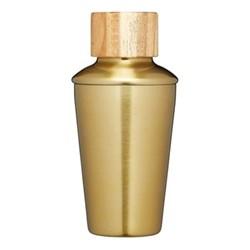 BarCraft Cocktail shaker, 25cl, gold