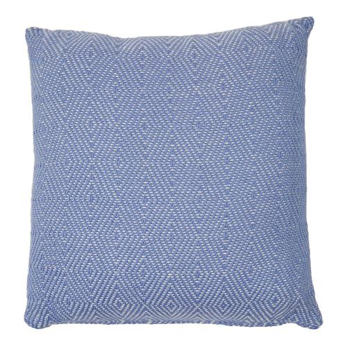 Diamond Cushion, L45 x W45cm, Cobalt