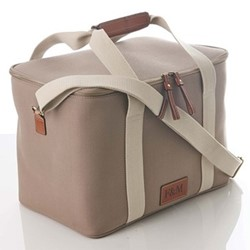 Canvas Cool bag, W41 x D28 x H32cm