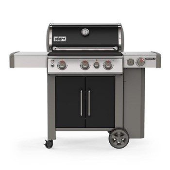 Genesis II EP-335 GBS Gas barbeque, H120 x W145 x D74cm, black