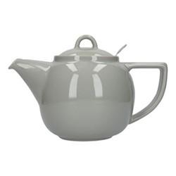 Geo 4 cup teapot, H16 x D14cm, cobblestone
