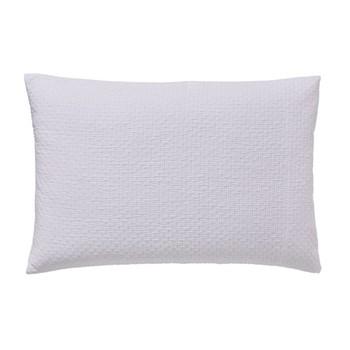 Maya Standard pillowcase, L48 x W74cm, white