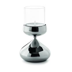 Molton Tea light, 11.5cm, stainless steel