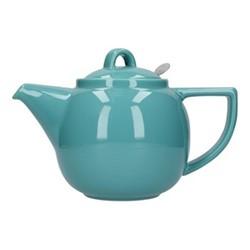 Geo 4 cup teapot, H16 x D14cm, carribean