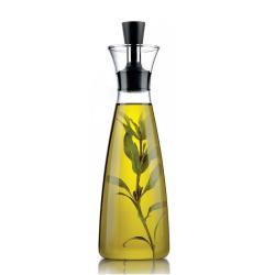 Oil/vinegar carafe, drip-free, 0.5 litre