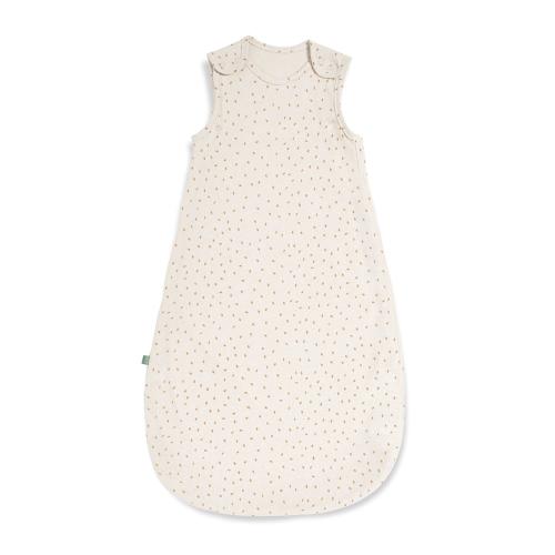 Rice - Organic 1 Tog Sleeping bag, 0-6 months, Linen