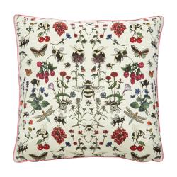 Bumble Bee Princess Cushion, L45 x W45cm, Multi