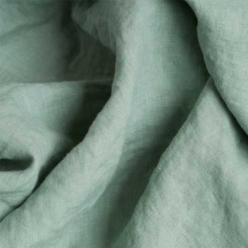 King duvet cover, 220 x 225cm, sage green